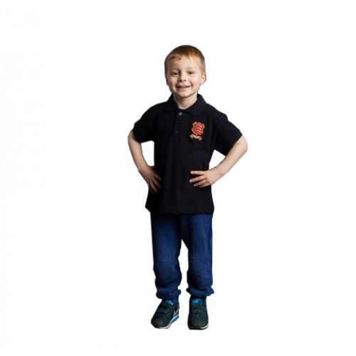 kids polo navy