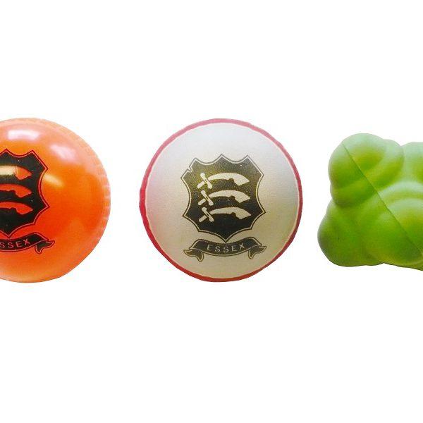 triple ball set open